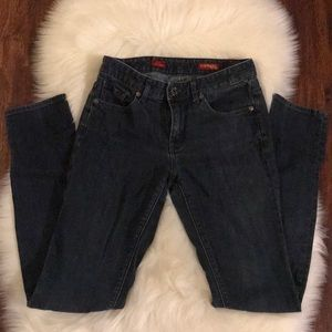 The Mia express skinny jeans
